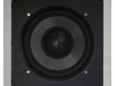 Subwoofer in Wall
